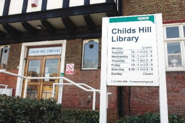 Childs Hill Library
